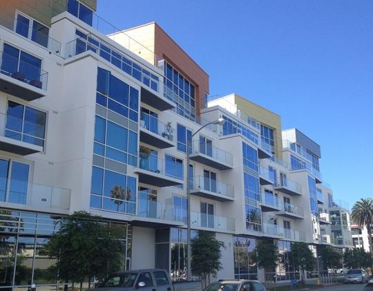 Santa Monica Village Tour Moore Ruble Yudell Architects