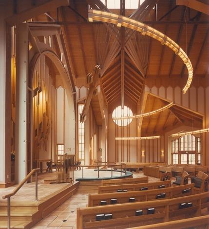 St Matthew S Episcopal Church Moore Ruble Yudell
