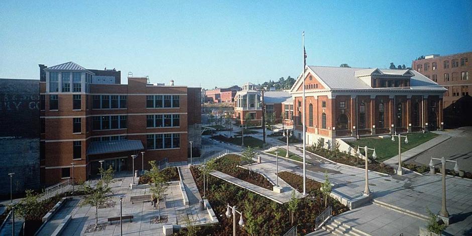Tacoma Campus Master Plan University Of Washington