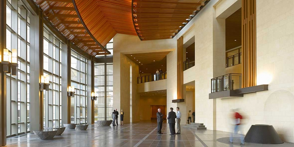 Robert E Coyle United States Courthouse Interiors Moore