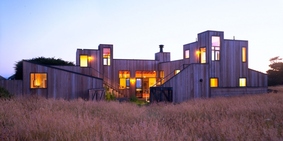 Sea ranch residence moore ruble yudell architects planners - Residence calistoga strening architects californie ...