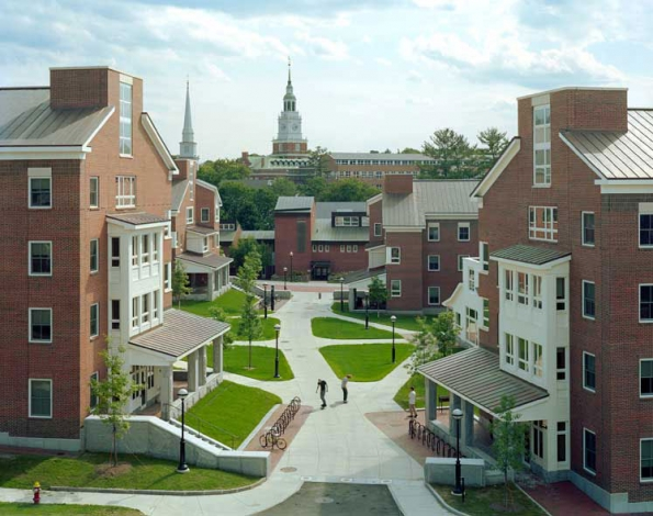 North Campus Master Plan Dartmouth College Moore Ruble