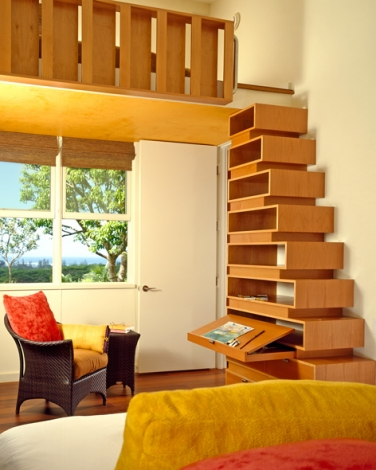 Ruddell Residence Interiors | Moore Ruble Yudell Architects & Planners