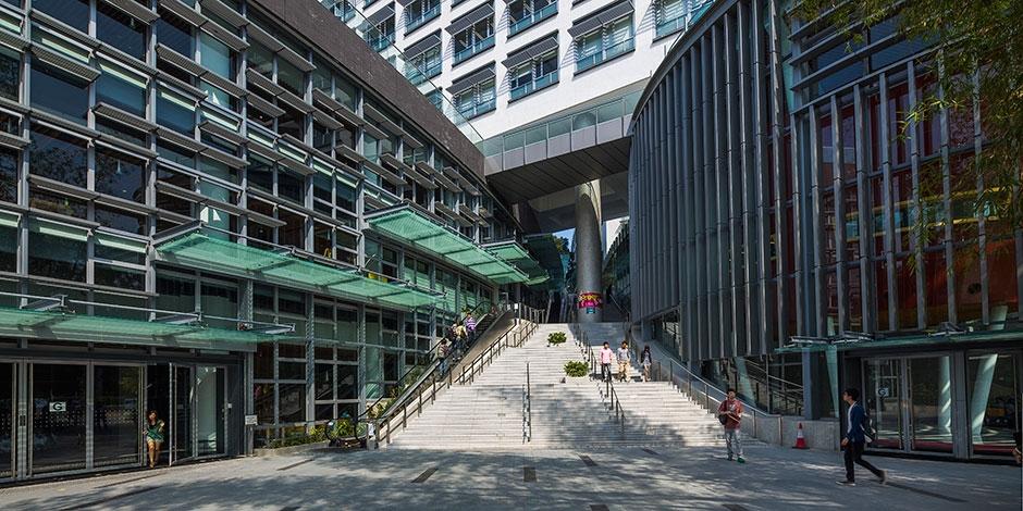Yasumoto International Academic Park And Wu Ho Man Yuen