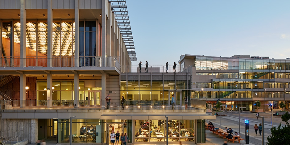 Student Community Center, University Of California, Berkeley 2
